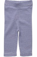 Pure Baby Leggings - Mulberry Mini Stripe